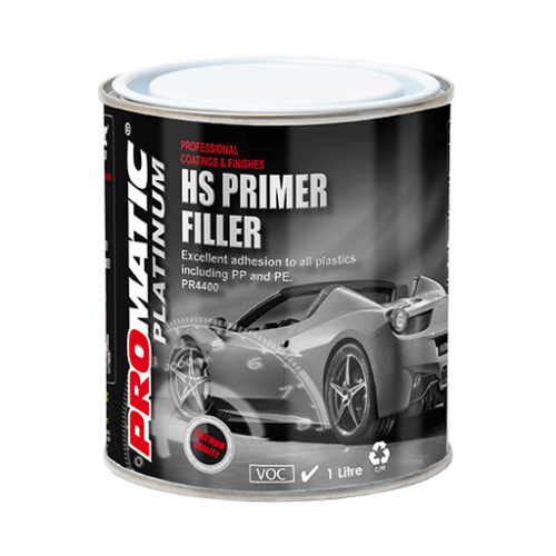 PROMATIC PLATINUM-HS 4:1 PRIMER/FILLER GREY (1LT)
