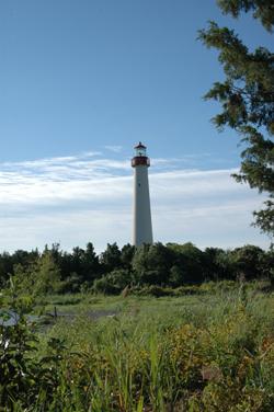 lighthouse-distance