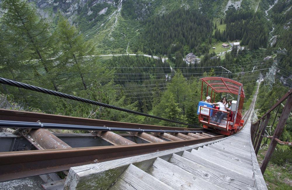 Swiss-Funicular