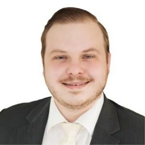 Profilbild Simon Reichhold weiß