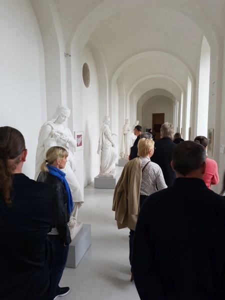 CAPERA Kundentag in der Neuen Galerie