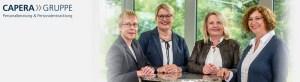 Ilse Otholt-Haneberg, Andrea Förster, Cornelia Dettmer, Heike Gutknecht