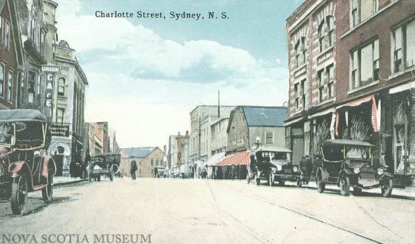 SYDNEY  CAPE BRETON PT II  Cape Breton News