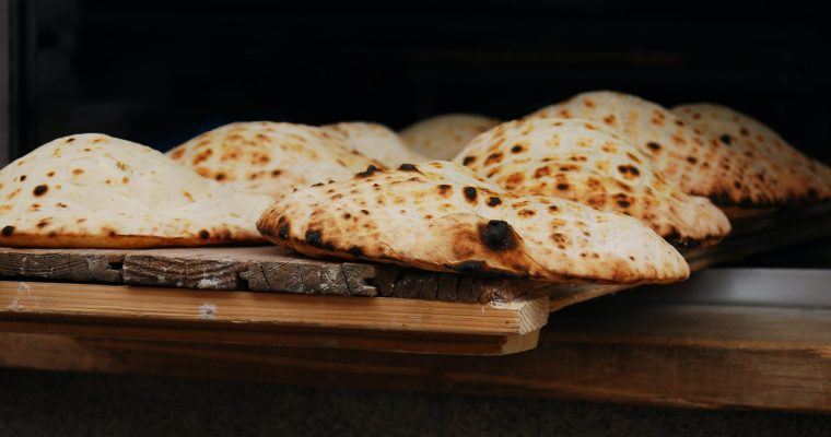 The Easiest, Softest, Almost No-Knead, Wholemeal, Multi-Purpose Flatbread