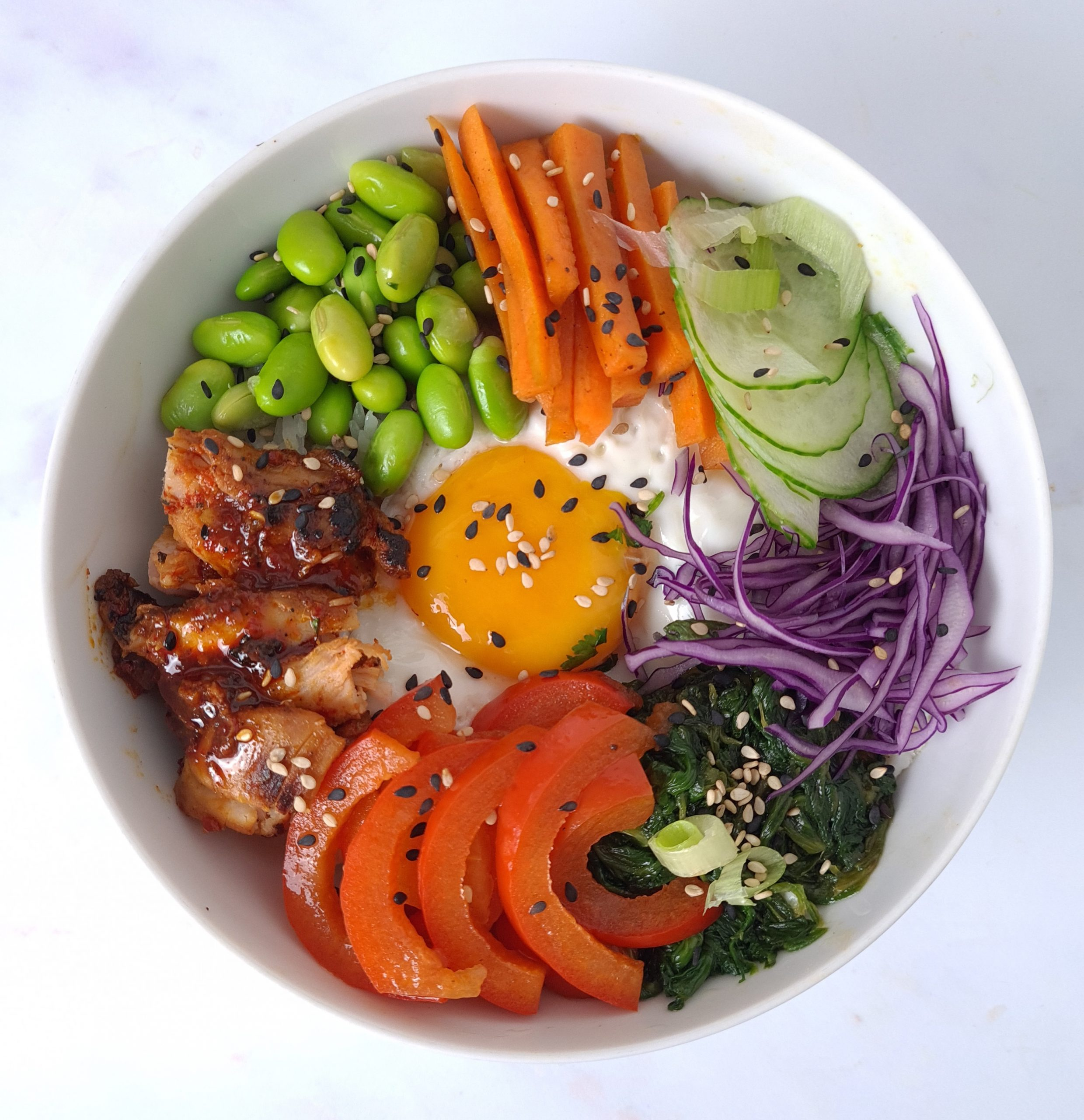 Beautiful Bibimbap