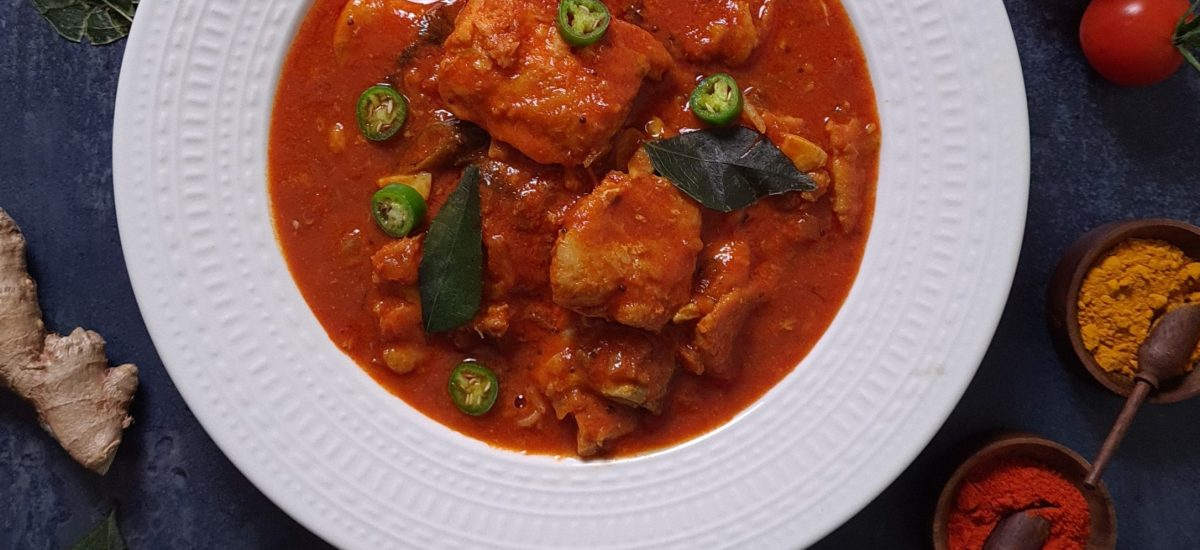 Of Armchair Travels & Fish Curries