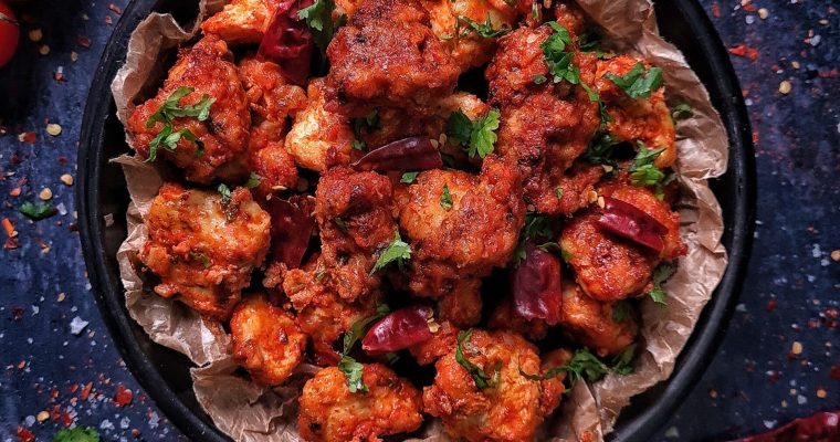 Indian Fried Chicken (or Paneer) #65
