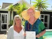 Cindy Epstein ESL Teacher at Cape Studies Language School in Cape Town Photo 4