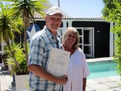 Cindy Epstein ESL Teacher at Cape Studies Language School in Cape Town Photo 5