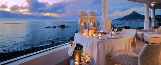 The most romantic restaurants in Cape Town Cape Town Travel
