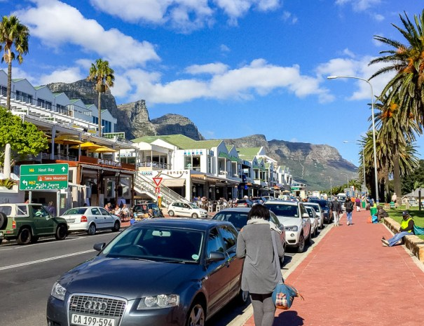 Camps Bay Main Road