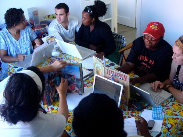 Literacy Cape Township Tour