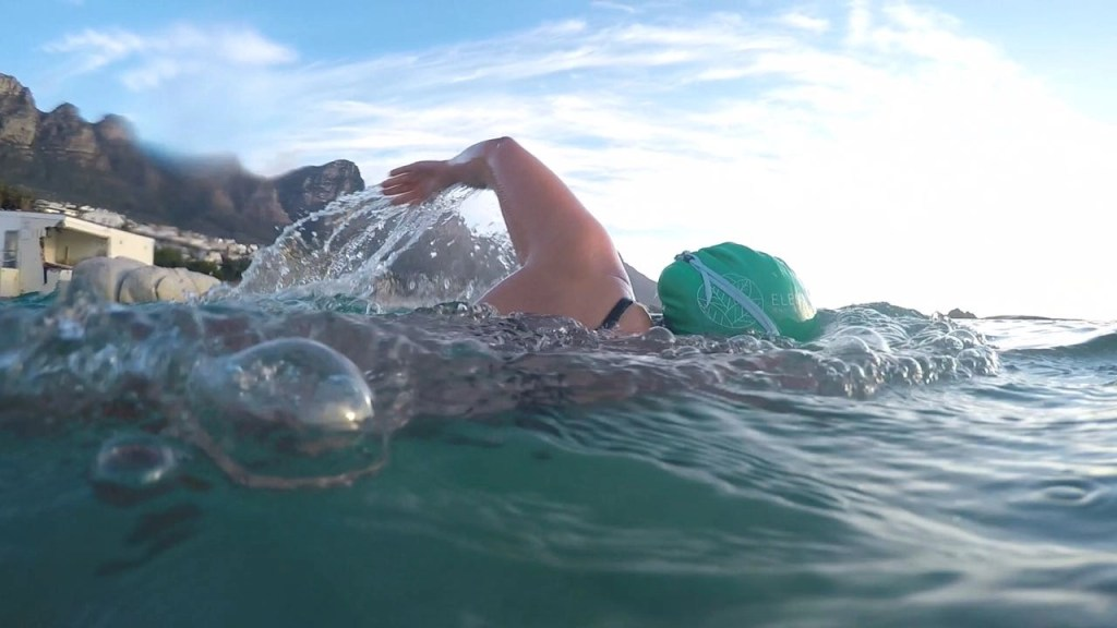 Cape Town Open Water Swimming Beginner Course