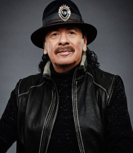 Carlos Santana (Image: Supplied)