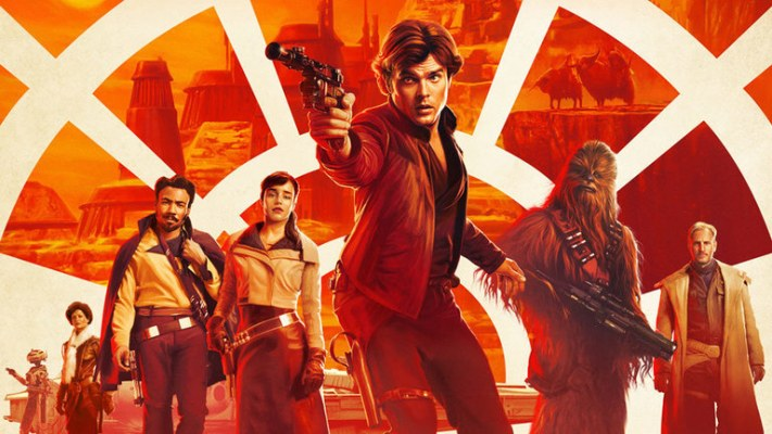 Solo: A Star Wars Story (Image: Supplied)