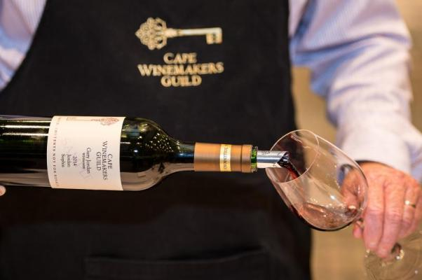 Nedbank Cape Winemakers Guild Auction Showcase (Image: Supplied)
