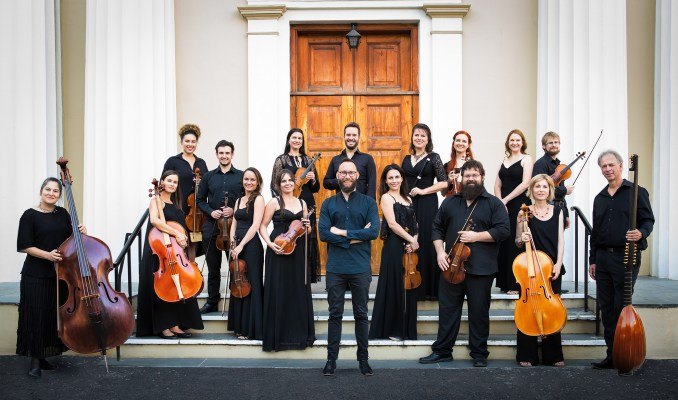 Cape Town Baroque Festival (Image: Supplied)