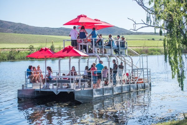 Wine on the River (Image: Supplied)