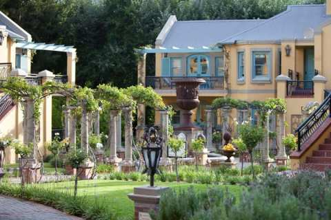 Franschhoek Country House and Villas (Image: Supplied)
