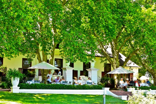 The Red Table at Nederburg Wine Estate (Image: Supplied)