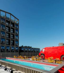 Radisson RED Rooftop Cape Town (Image: Supplied)