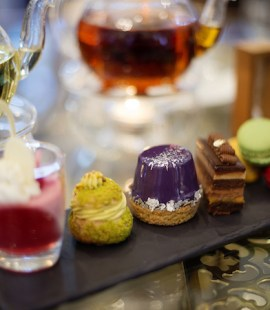 Cape Grace High Tea (Image: Claire Gunn)