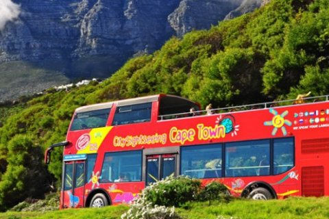 Cape Town Red Bus (Image: Supplied)