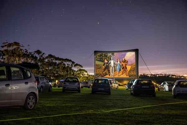 Galileo Drive-In Cinema (Image: Supplied)