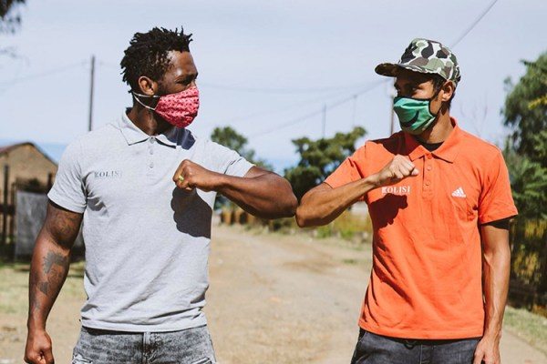 Siya Kolisi Foundation (Image: Supplied)
