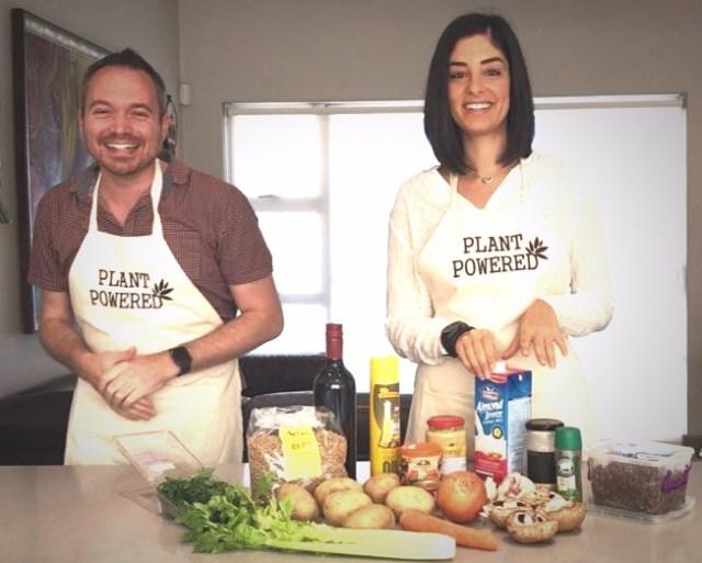 Cape Town Vegan Shepherd's Pie Jessica Kotlowitz The Green Dietitian