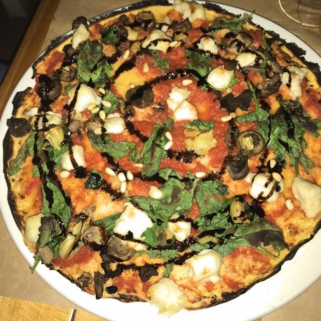 cape town vegan massimo's italian hout bay