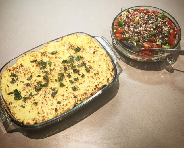 Cape Town Vegan Shepherd's Pie Jessica Kotlowitz The Green Dietitian