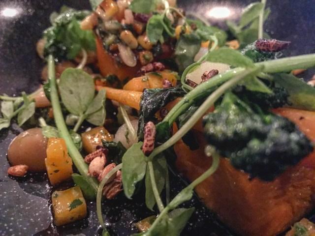 Azure Restaurant 12 Apostles Hotel Cape Town Vegan