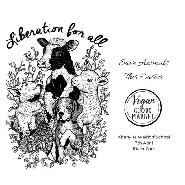 vegan goods market cape town