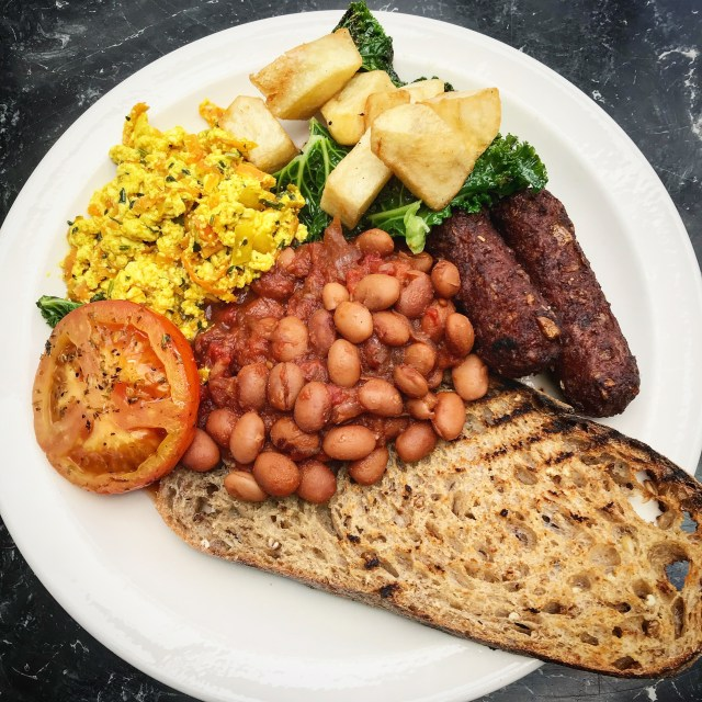 cape town vegan london the gallery cafe bethnal green