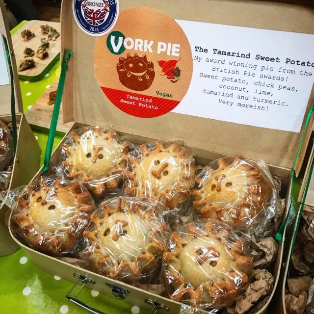 vork pie shoreditch viva vegan festival london cape town