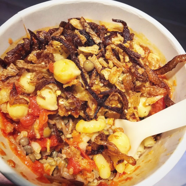 koshari street st martins lane cape town vegan london