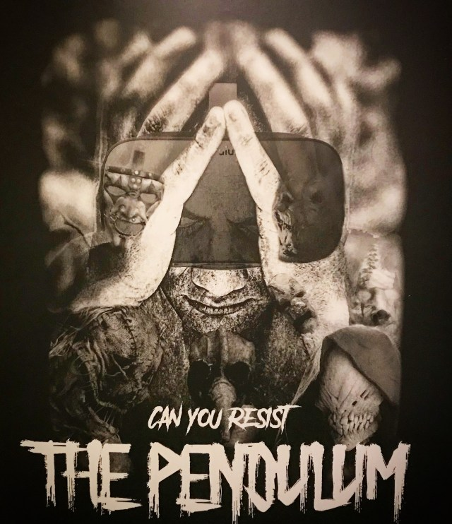 cape town vegan london vaults theatre festival pendulum