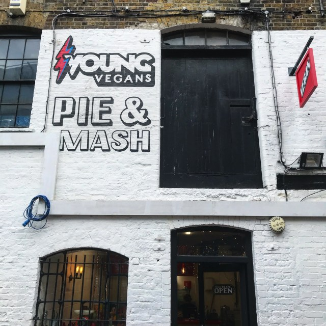 young vegans pie & mash camden london cape town vegan