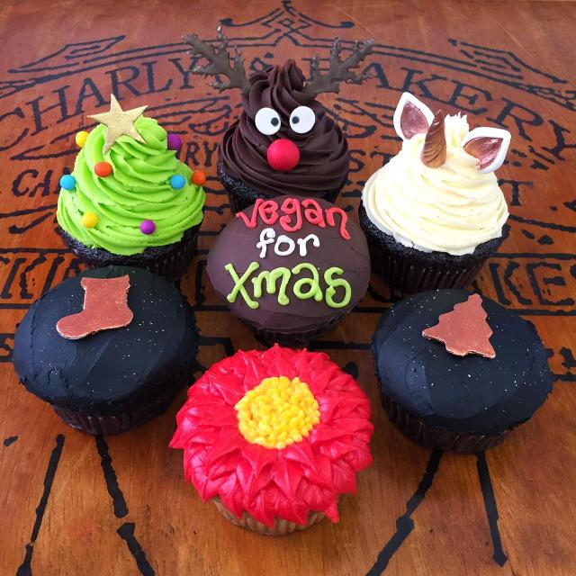 charly's bakery cape town vegan christmas