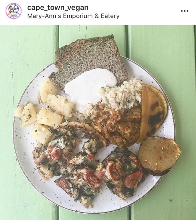 cape town vegan mary-ann's emporium