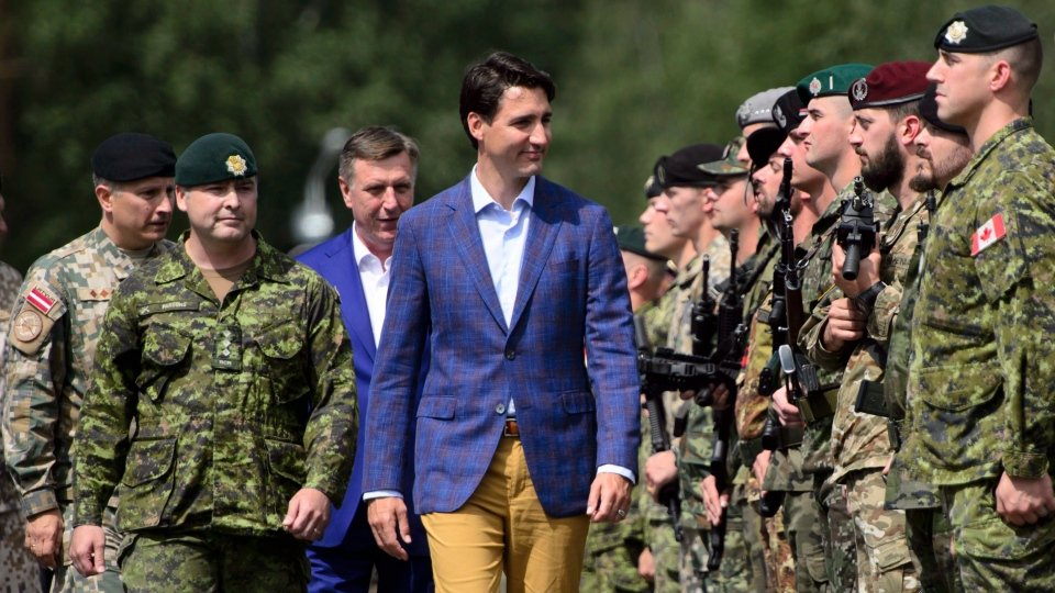 Canadian Military Leadership Crumbles Under Trudeau Government