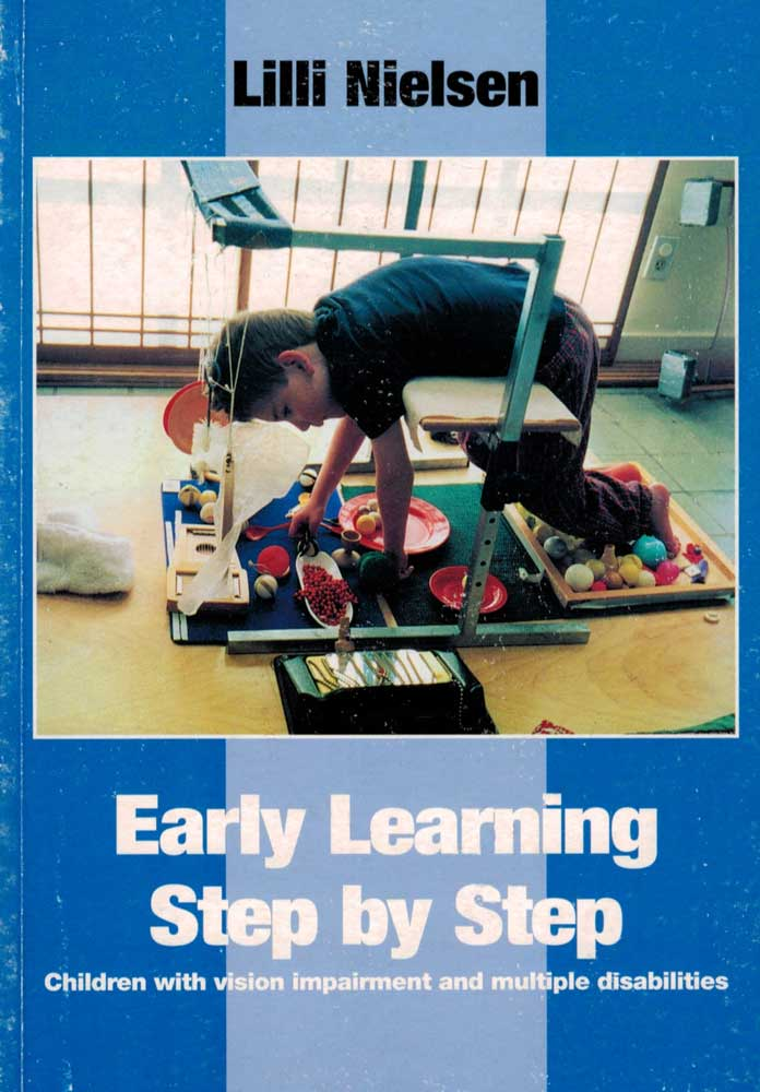 Early Learning Step by Step  Dr Lilli Nielsen  CAP Furniture