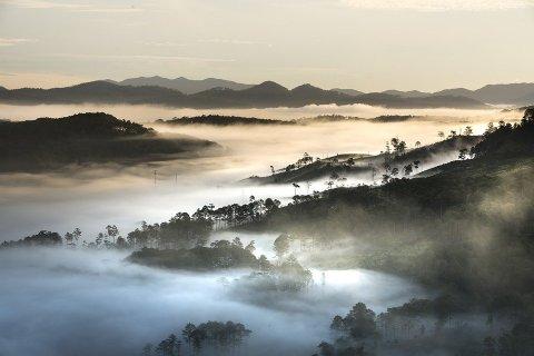 Núi Cảnh Quan Đà Lạt Việt - Ảnh miễn phí trên Pixabay