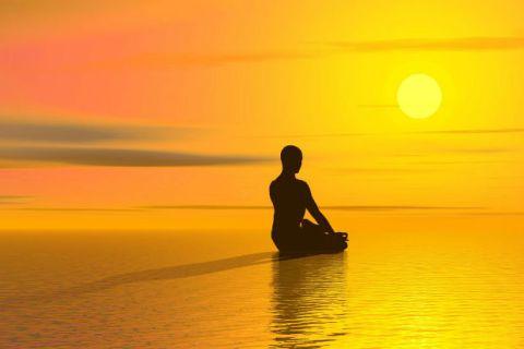 Tĩnh tâm như nước là cảnh giới tinh thần cao thượng