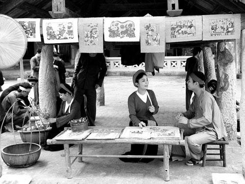 Chợ tết ngày xưa | BÁO QUẢNG NAM ONLINE - Tin tức mới nhất