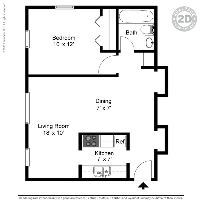 Studio, 1 And 2 Bedroom Apartments in Hopkins , MN
