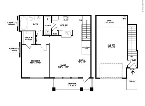 Orion McKinney: Luxury McKinney Apartments & Townhomes