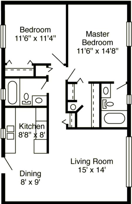 Studio, 1 And 2 Bedroom Apartments in Dunedin, FL