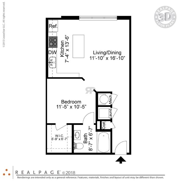 Luxury 1 & 2 Bedroom Charlottesville, VA Apartments